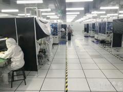 宁波新思创机电无尘室净化工